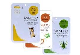 Mua hàng Hàn Quốc giá rẻ với mặt nạ dưỡng da Vanedo
