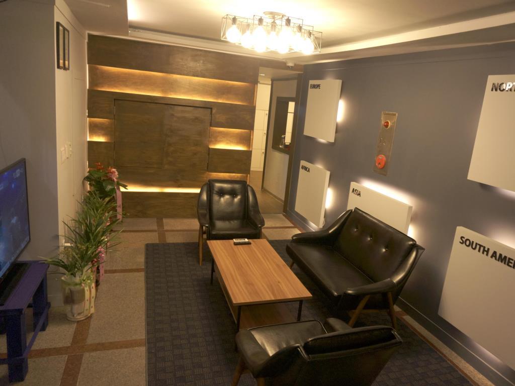 New Sun Guesthouse Myeongdong homestay ở Hàn Quốc giá rẻ