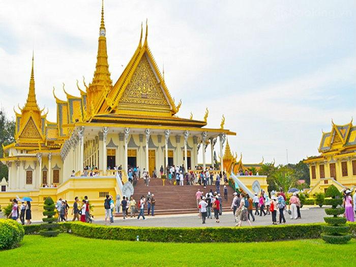 Du lịch Phnom Penh giá rẻ