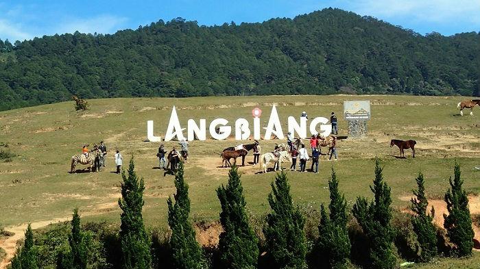Du lịch Đà Lang - đỉnh Lang Biang