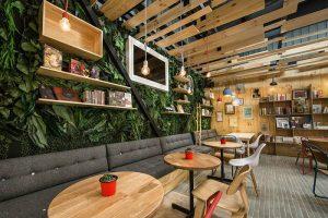 Giải pháp wifi cho quán cafe chịu được 100 user