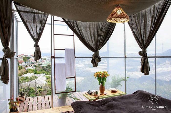 Du lịch Đà Lạt tại Home of Dreamers homestay giá rẻ