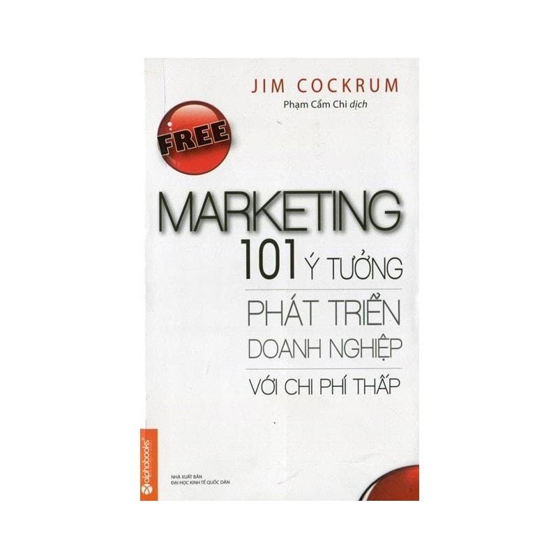 Tổng hợp sách Marketing cực hay thuộc Best sellers