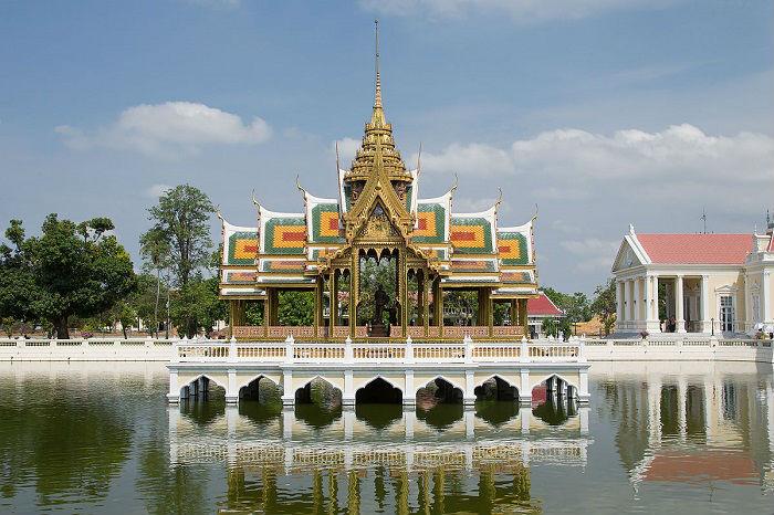 Tham quan phố cổ Ayutthaya