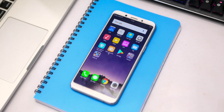 5 smartphone bán chạy nhất thị trường Việt trong tháng 11 2