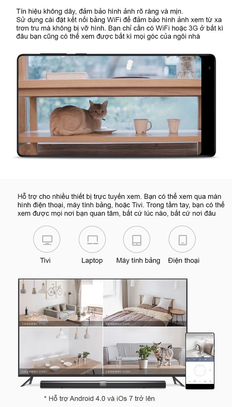 Xiaomi Dome 360 HD 2017