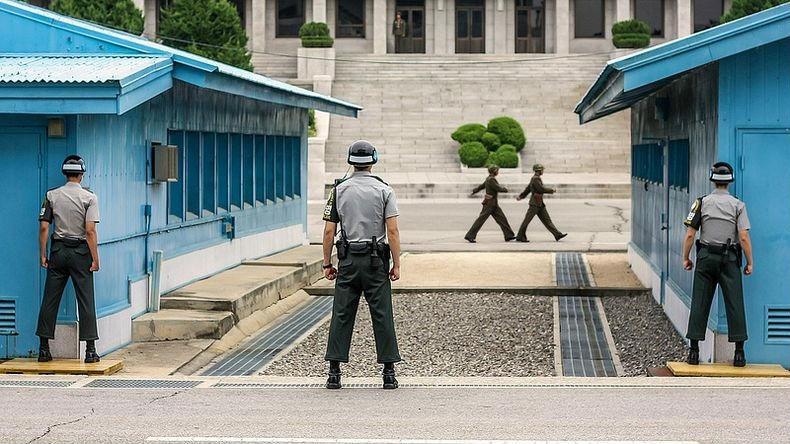 Du lịch Hàn Quốc - khu quân sự DMZ