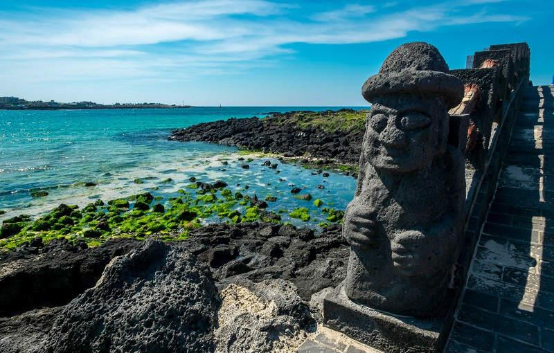 Du lịch Hàn Quốc tự túc đảo Jeju giá rẻ