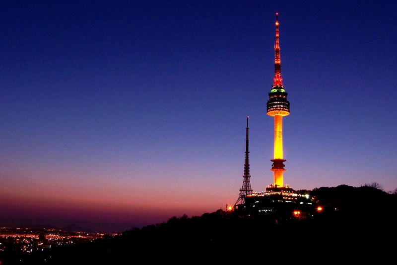 Du lịch Hàn Quốc tự túc giá rẻ