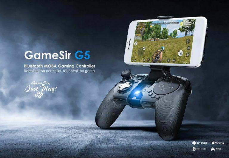 Tay cầm chơi game GameSir G5