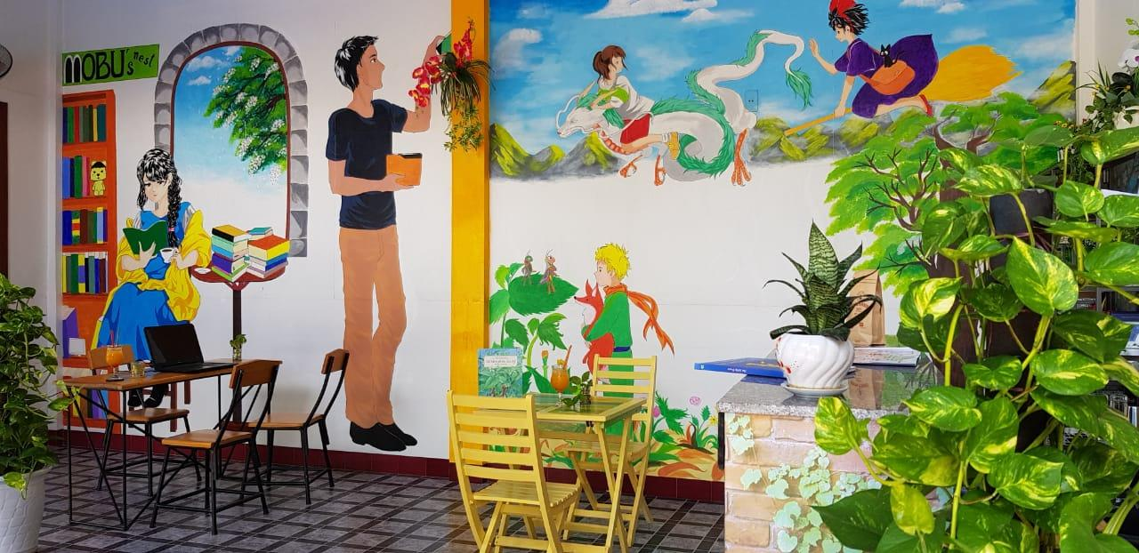 Top Homestay Quy Nhơn - Mobu (Aka Mot bui) hostel