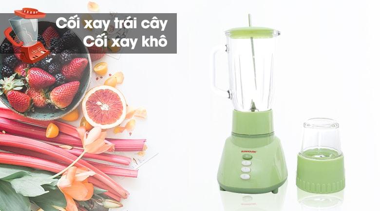 Máy Xay Sinh Tố Sunhouse SHD5112