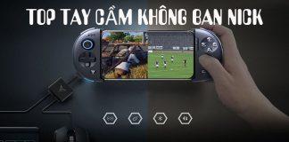 Tổng hợp các loại tay cầm chơi game không bị ban nick PUBG, Rules Of Survival