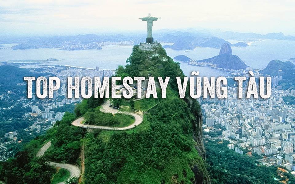 Top Homestay Vũng Tàu tốt nhất