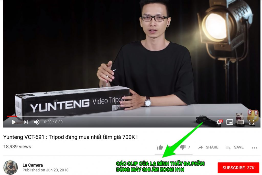 YOUTUBE DUNG MAY GHI AM NAO