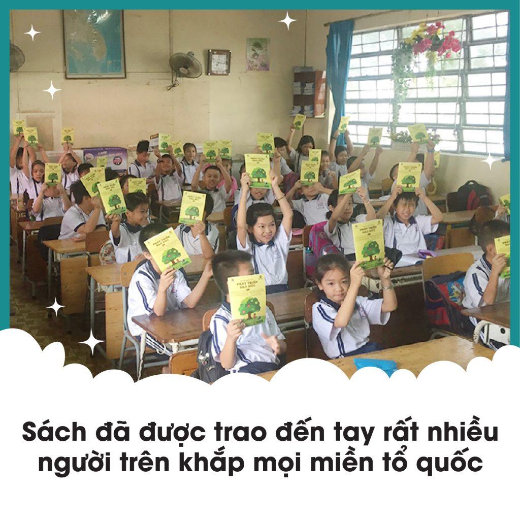 Truyện được trao đến những trẻ em cùng cao từ những ngày đầu (Bìa sách cũ)