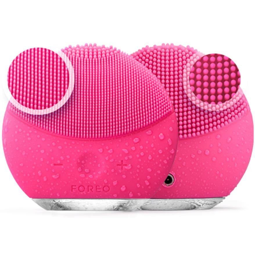 Máy rửa mặt Foreo có đầu silicon mềm mại và kháng khuẩn cực kỳ tốt