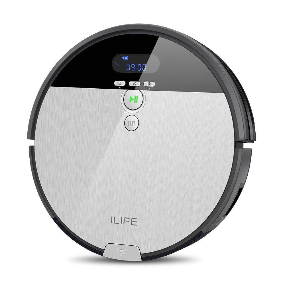 Review robot hút bụi lau sàn ILife v8s