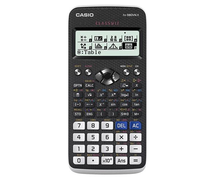 Máy tính Casio FX 580VN X chính hãng