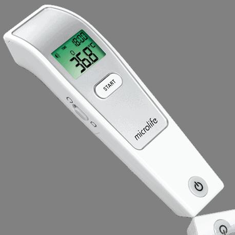 nhiệt kế hồng ngoại microlife