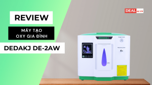 Review máy tạo oxy gia đình Dedakj DE-2AW