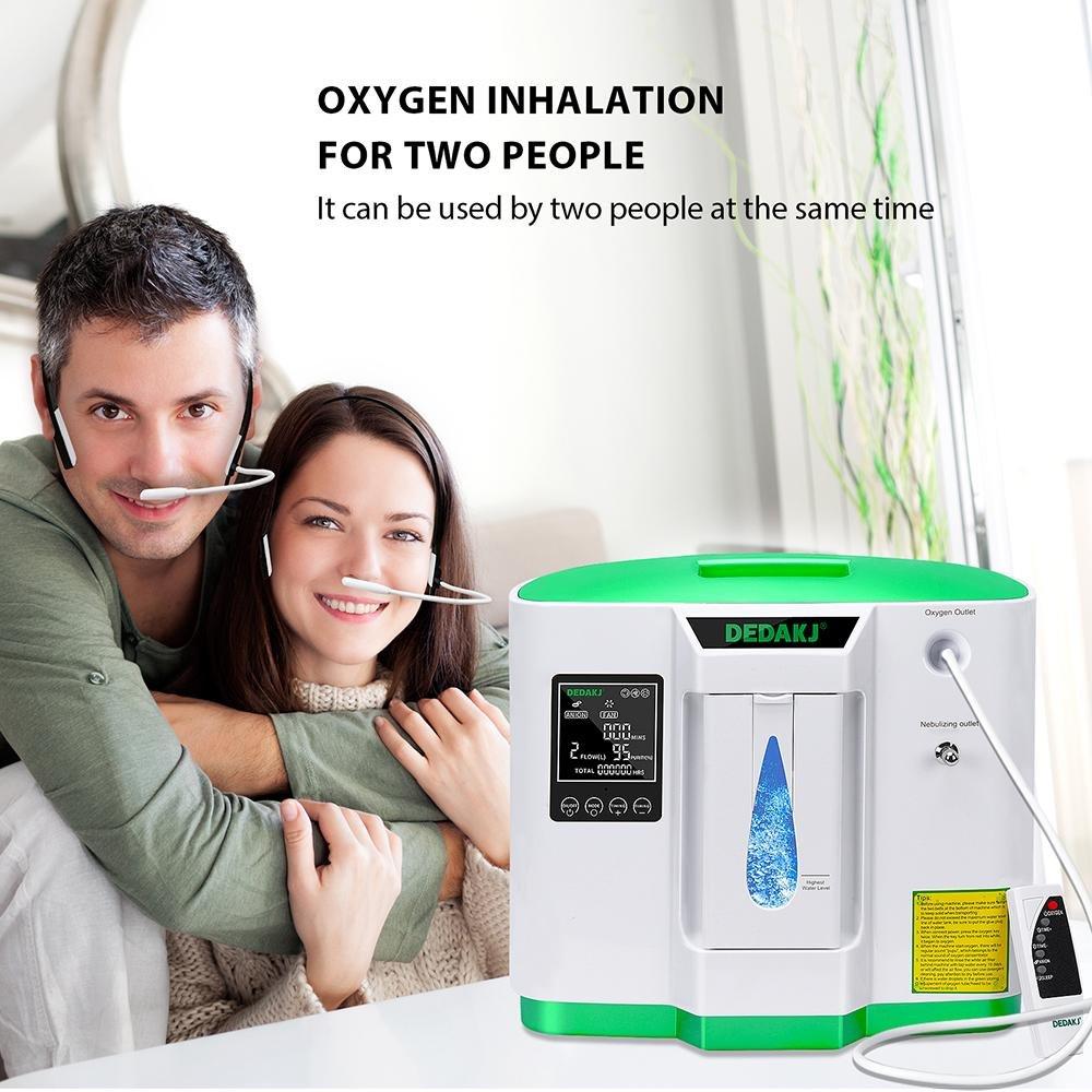 Máy tạo oxy gia đình Dedakj DE-2AW