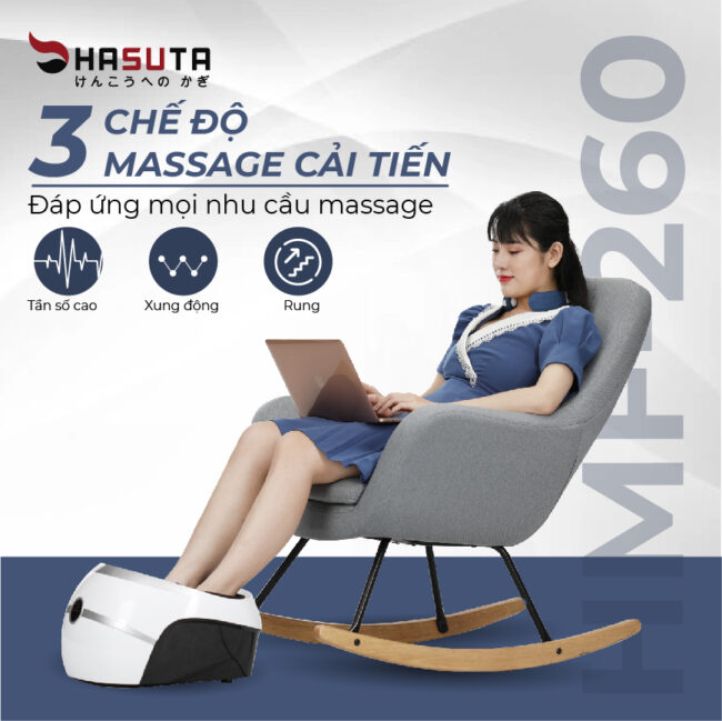 Máy Massage Chân Hasuta HMF-260